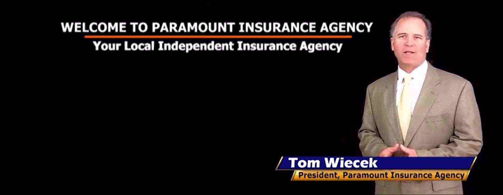 Welcome to Paramount Insurance
