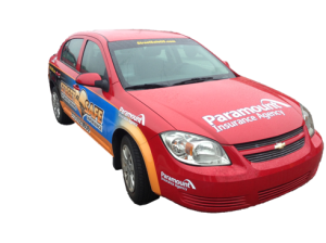 Paramount Insurance proudly supports the StreetSafe Teen Driving Experience!