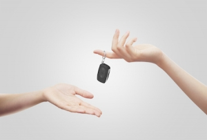 Does N.C. auto insurance follow the car or the driver?