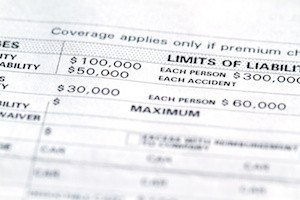 Are Your N.C. Auto Limits of Liability Right for You?