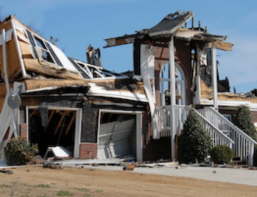 How Your N.C. Homeowners Insurance Covers a Total Loss of Your Home