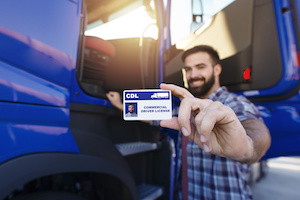 Types of CDL Licenses