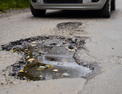Pothole Damages